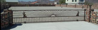 Sliding Gate Property Security